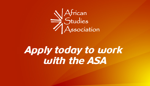 Work with the ASA! Now accepting applications for a Program Assistant